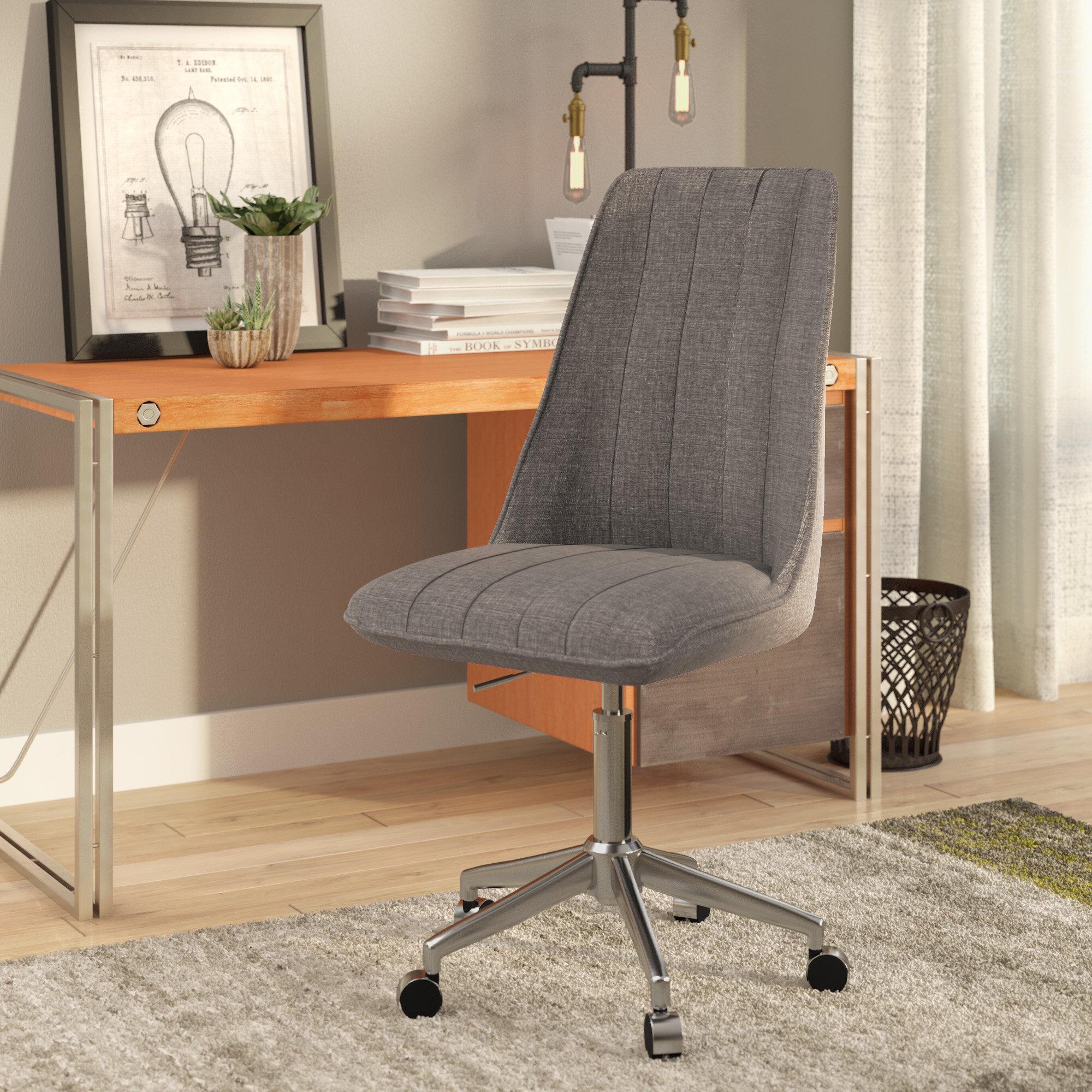 Merveilleux Trent Austin Design Sutter Creek Linen Desk Chair U0026 Reviews | Wayfair