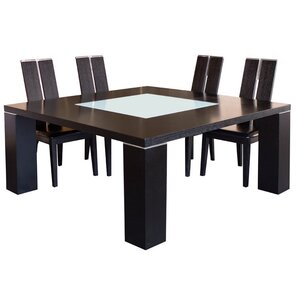 Square Dining Table 8 + seat square kitchen & dining tables you'll love | wayfair