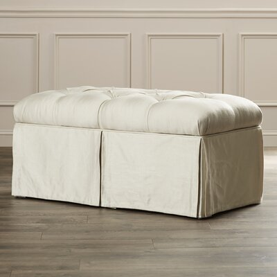 Microfiber Storage Ottomans You Ll Love Wayfair