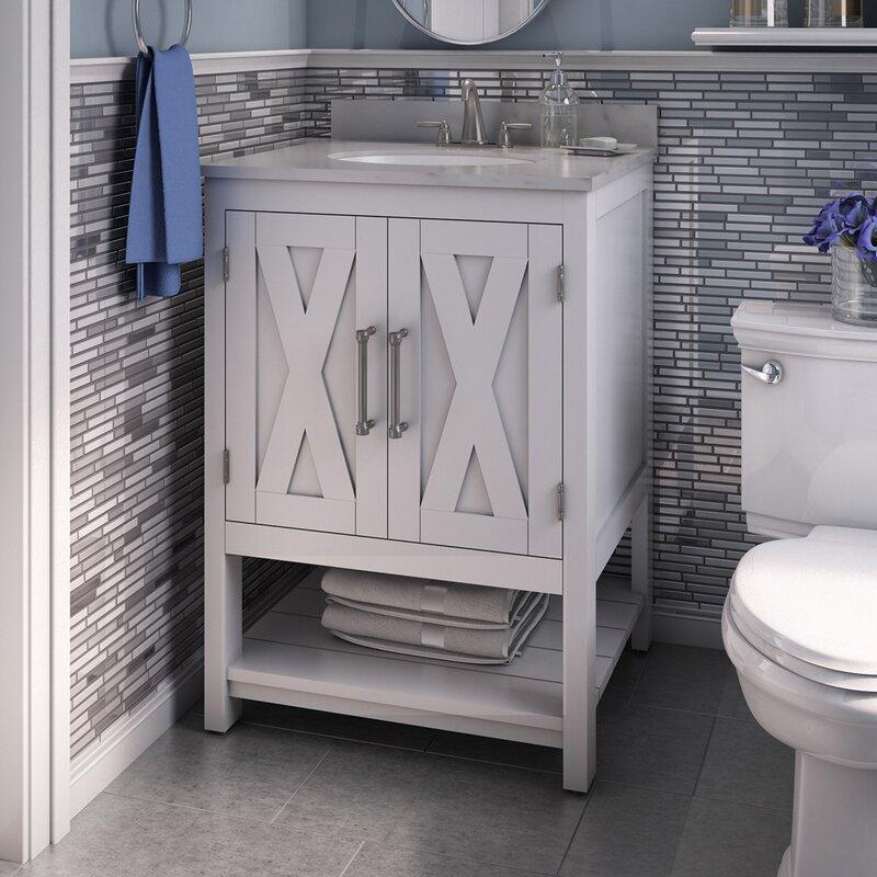 bello freestanding 24 single bathroom vanity base only reviews rh wayfair com freestanding bathroom vanity with sink freestanding bathroom vanity australia