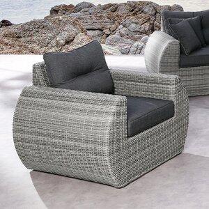 Lounge-Sessel Sara mit Auflage von Kampen Living