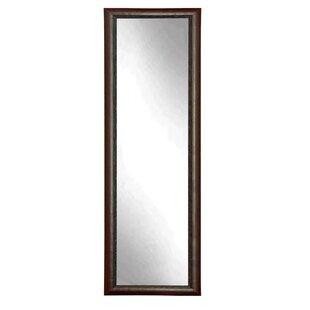 Carved Floor Mirror | Wayfair