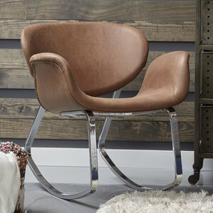 Trefann Rocking Chair by Brayden Studio