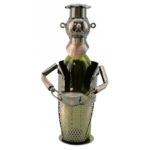Barney Chef with Pot 1 Bottle Tabletop Wi..