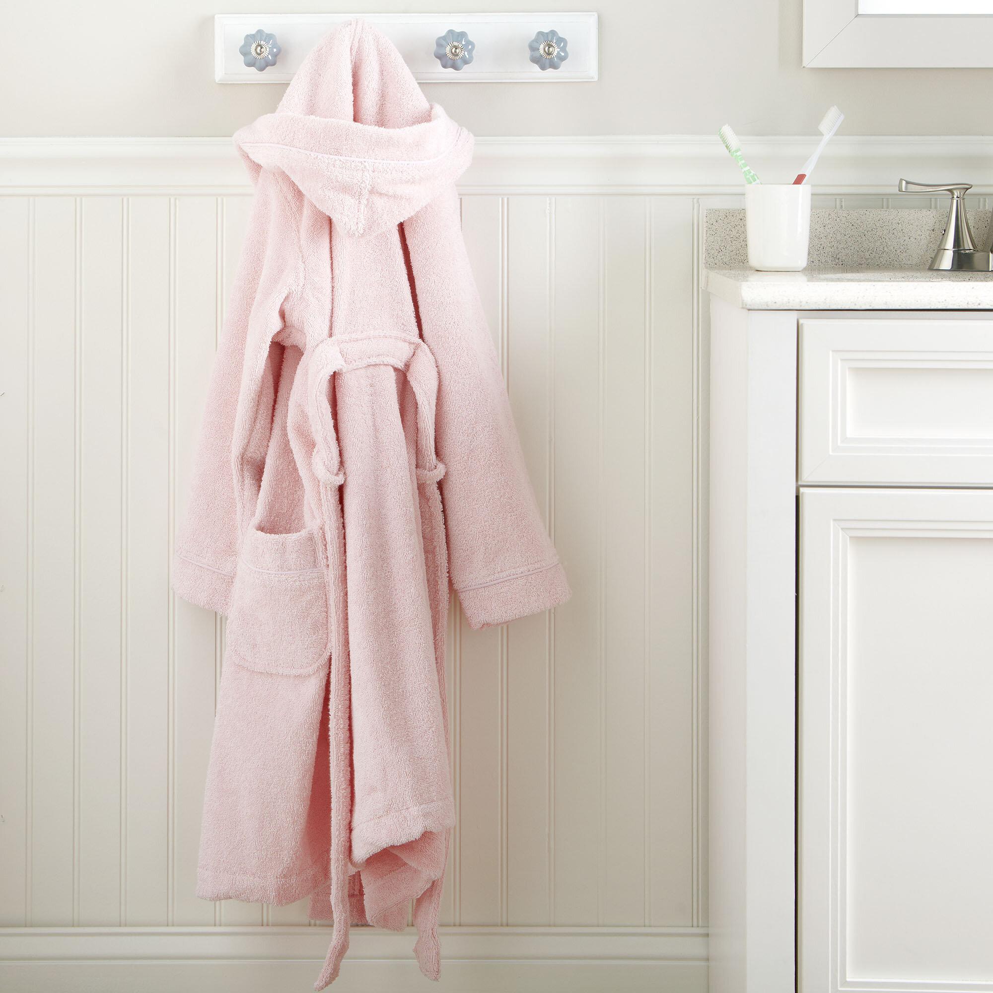 7317be5825 Crain 100% Cotton Terry Cloth Bathrobe   Reviews