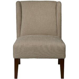 Thornville Armless Wingback Chair by Charlton Home