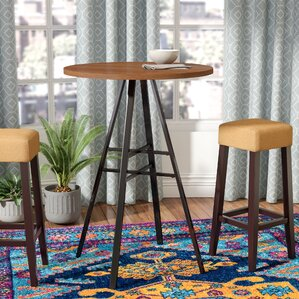 Aquirre Pub Table by Mercury Row