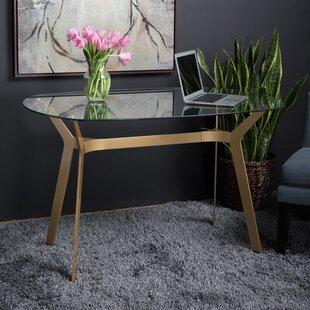 Perfect Archtech Modern Glass Desk