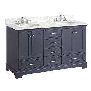 double sink vanity 60 inch. Save to Idea Board 60 Inch Double Vanities You ll Love  Wayfair