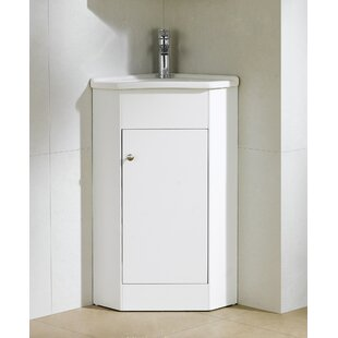 Corner Bathroom Vanity With Sink. Save to Idea Board Corner Bathroom Vanities You ll Love  Wayfair