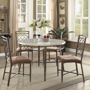Bedfordshire 5 Piece Dining Set