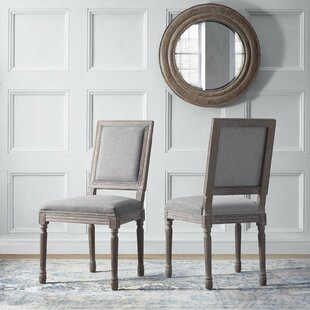 Juno Upholstered Dining Chair (Set of 2)