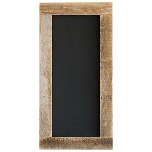 Barnwood Wall Mounted Chalkboard