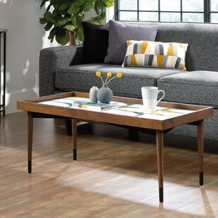 Charmant Gamma Coffee Table With Tray Top