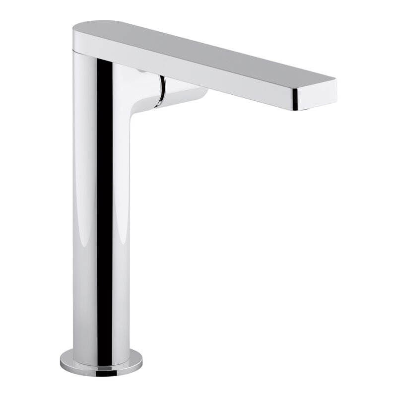 Kohler Composed® Single-Handle Bathroom Faucet with Drain Assembly ...