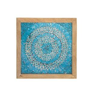 Wood Mosaic Wall Décor