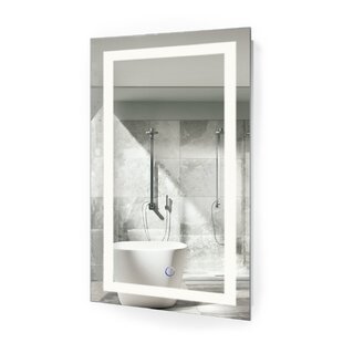 LED Lighted Wall Mounted Bathroom/Vanity Mirror