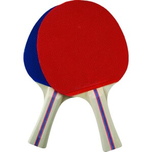 table tennis paddle set of 2