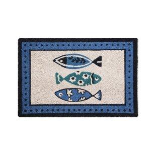 Ocean Doormat by Excelsa