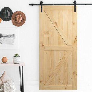 Charmant Wood Interior Barn Door