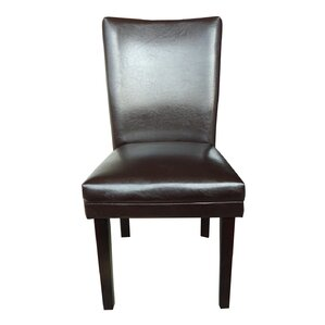 Rolled Back Side Chair (Set of 2) by NOYA..