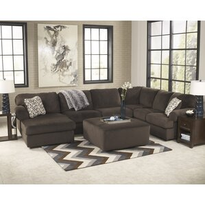 Erewaker Sectional  sc 1 st  Wayfair : micro fiber sectionals - Sectionals, Sofas & Couches
