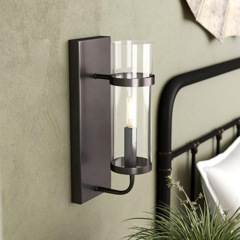 Trent Austin Design Poteau 1-Light Wall Sconce
