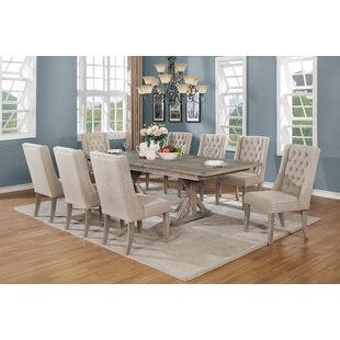 Nyx 9 Piece Dining Set