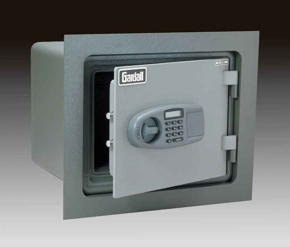 1 Hour Fireproof Wall Safe