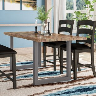 Avelar Solid Wood Dining Table