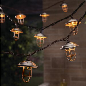 Everlasting Glow 10-Light 8.5 ft. Novelty String Lights