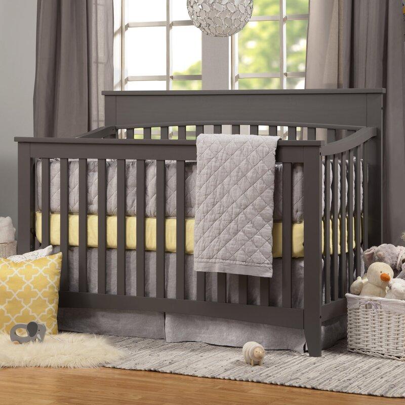 Davinci Grove 4 In 1 Convertible Crib Amp Reviews Wayfair