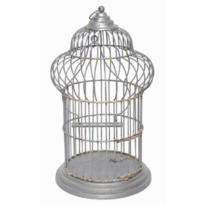 Freestanding Decorative Bird Cage