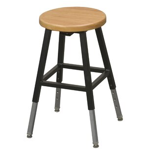 Balt Lab Adjustable Height Bar Stool