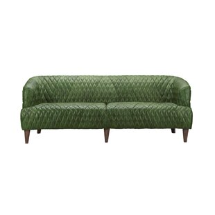 Lime Green Leather Sofa Wayfair