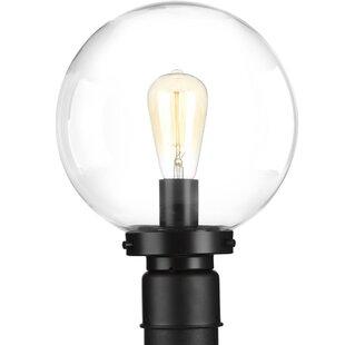 Modern post lighting allmodern ceasar lantern 1 light 1325 post light aloadofball Gallery