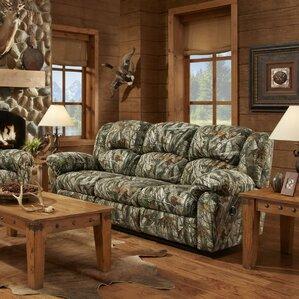 Giono Reclining Sofa by Loon Peak