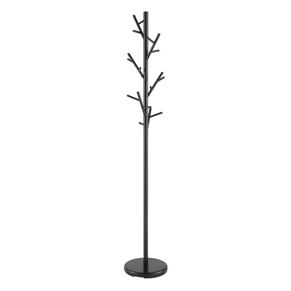 free standing coat rack Freestanding Black Coat Rack & Reviews | AllModern free standing coat rack