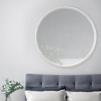 Round White Mirrors You Ll Love In 2019 Wayfair