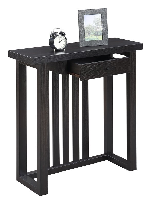 Ebern designs hubbard classic console table reviews for Classic concepts furniture california