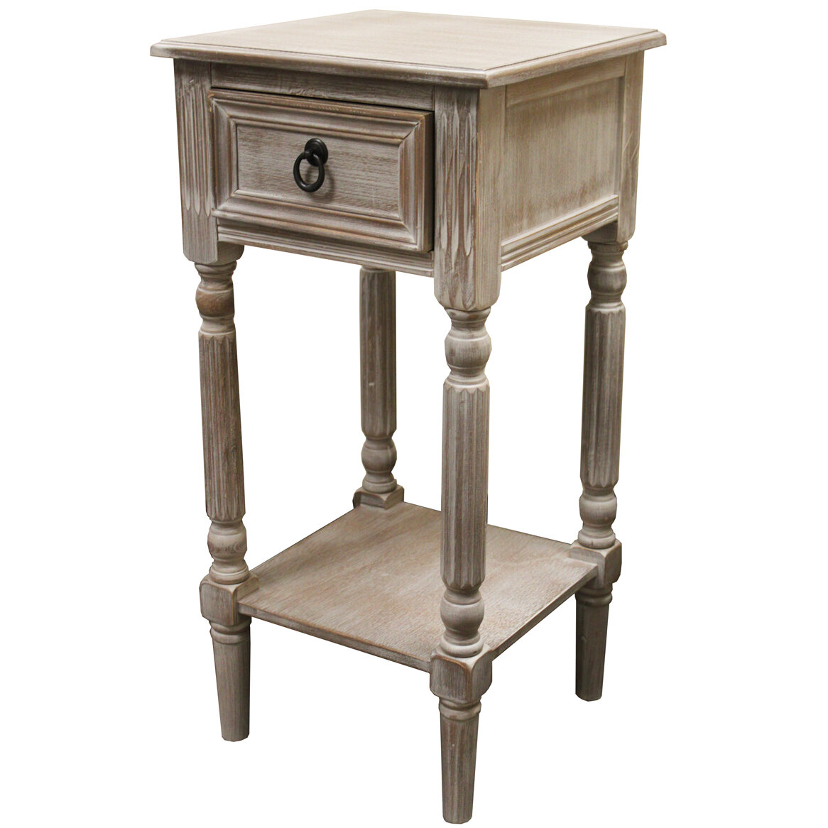 Urban Designs 1 Drawer Nightstand