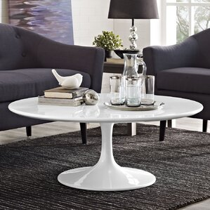 Julien Round Coffee Table by Langley S..