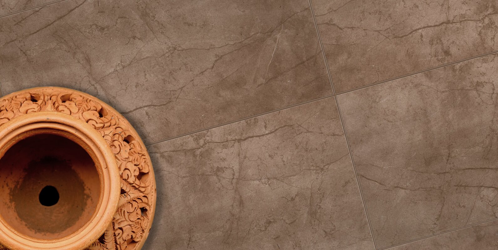 Emser tile citadel 6 x 12 porcelain cove base tile in brown citadel 6 x 12 porcelain cove base tile dailygadgetfo Gallery