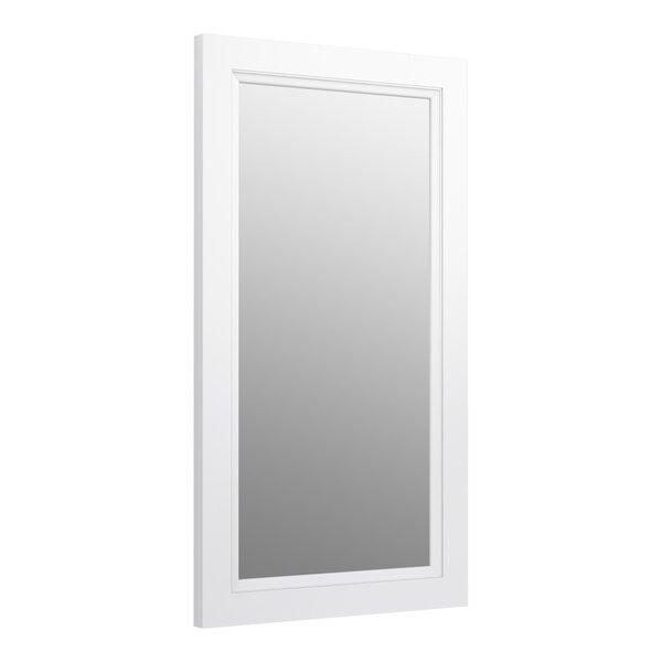 Bedroom Cabinet Designs Ideas Bedroom Ceiling Lights Ideas Bedroom Designs For Couples Black And White Damask Bedroom: Kohler Damask™ Framed Mirror & Reviews