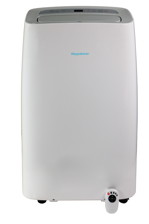 Beau Keystone 14,000 BTU Portable Air Conditioner With Remote | Wayfair