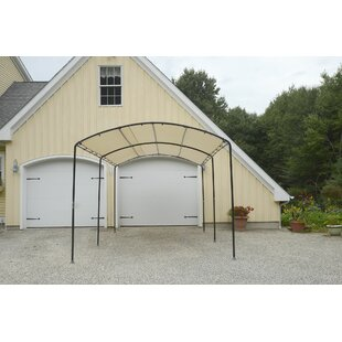 Monarc 9 Ft. x 16 Ft. Canopy  sc 1 st  Wayfair & Carports Car Shelters u0026 Portable Garages Youu0027ll Love | Wayfair