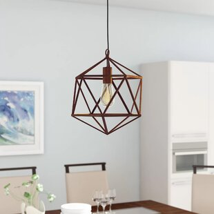 How To Wire A Pendant Light | Wire Cage Pendant Light Wayfair