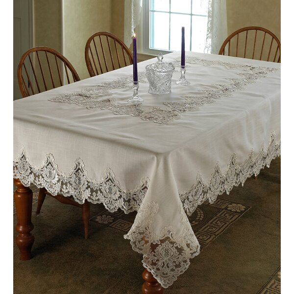 Exceptionnel Lark Manor Gabin Vintage Lace Tablecloth U0026 Reviews | Wayfair