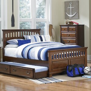Clarktown Platform Bed by Darby Home Co