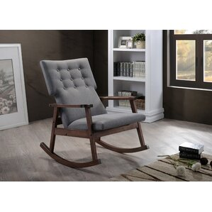 Nikanor Rocking Chair by Latitude Run